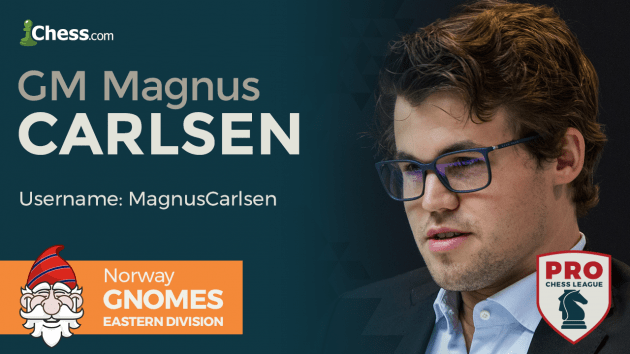 Magnus Carlsen Wins, Loses Dramatically In PRO Chess Round 8