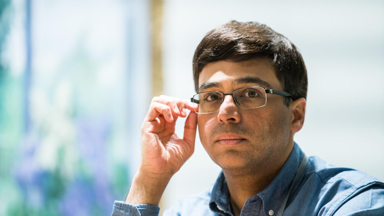 Anand Wins Tal Memorial Rapid Chess