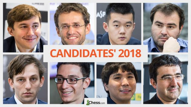 Giri, Carlsen Face Off On Twitter As FIDE Candidates' Tournament Starts