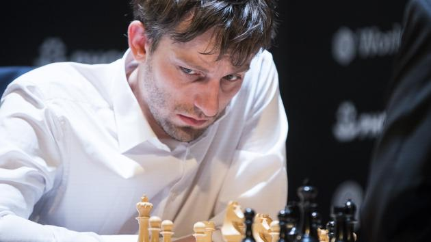 Грищук отыгрался во втором туре Турнира претендентов