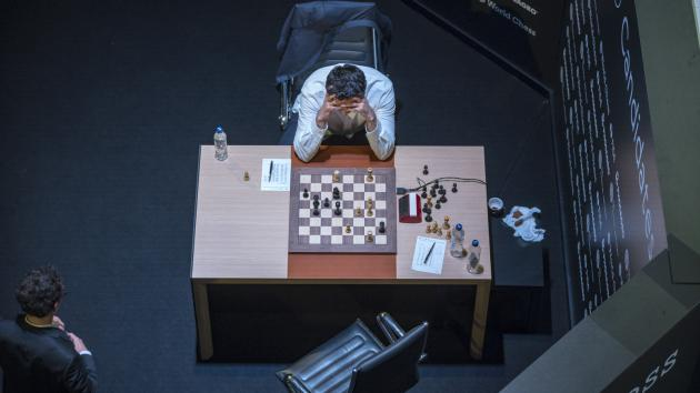 FIDE Candidates' Tournament: Aronian, Caruana Win In Incredible Round 4