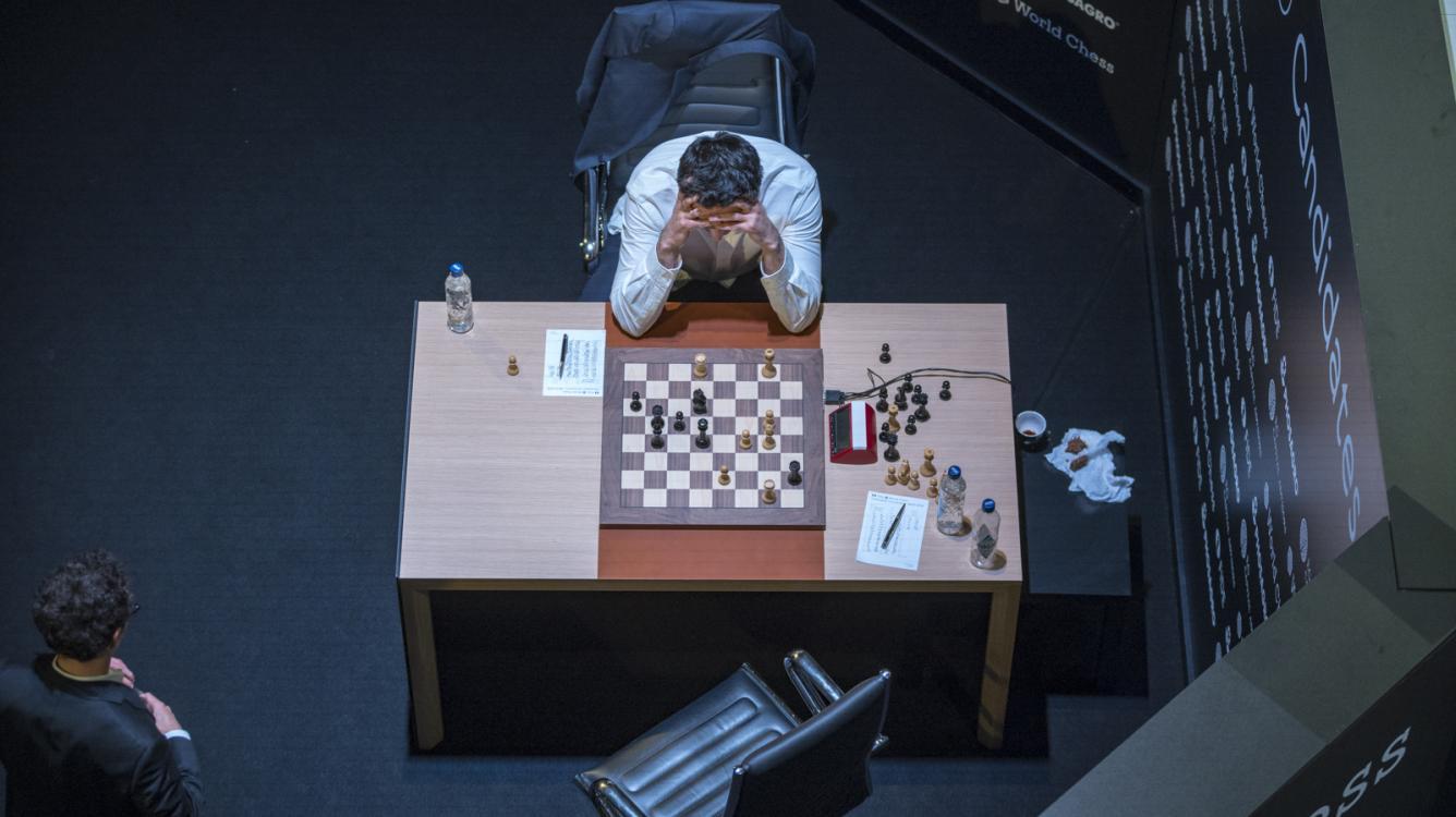FIDE Candidates' Tournament: Aronian, Caruana Win In Incredible Round 4