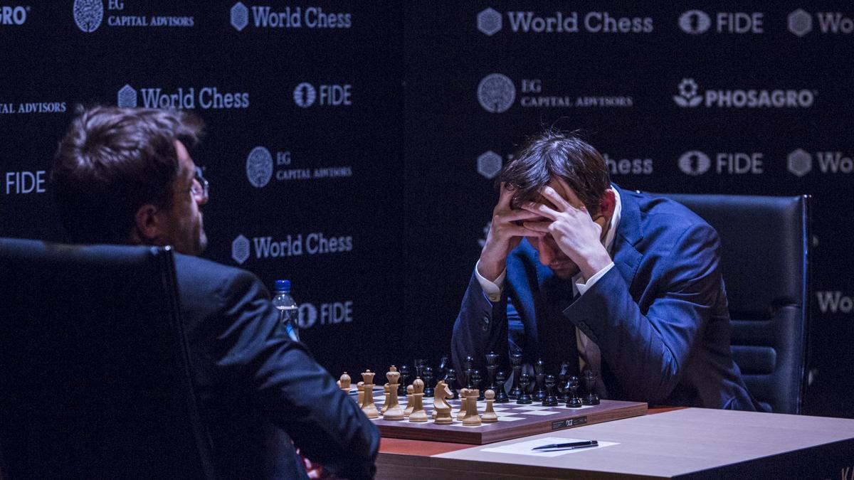 FIDE Candidates' Tournament R5: Grischuk Thrills Again