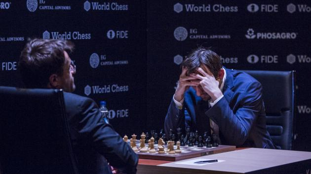 Candidatos de ajedrez (5): Grischuk emociona de nuevo