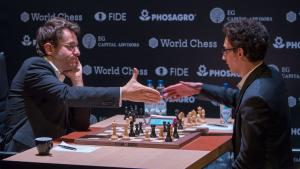Caruana Sole Leader Halfway FIDE Candidates' Tournament