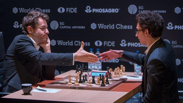 Candidatos de ajedrez (7): Caruana vence a Aronian y lidera