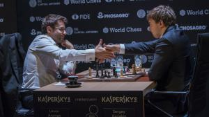 Caruana Leads, Aronian Suffers In Candidates' Round 11