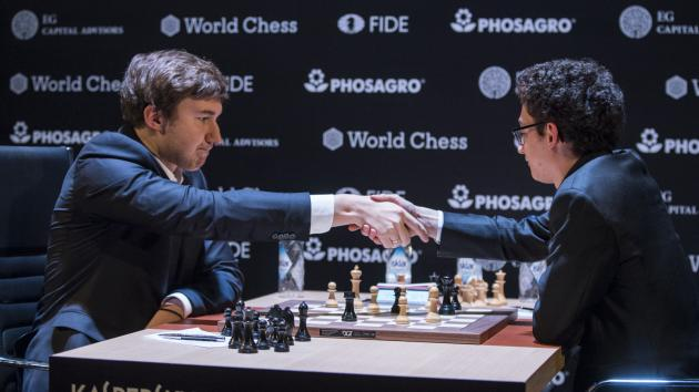Candidates' Tournament Wide Open As Karjakin Beats Caruana