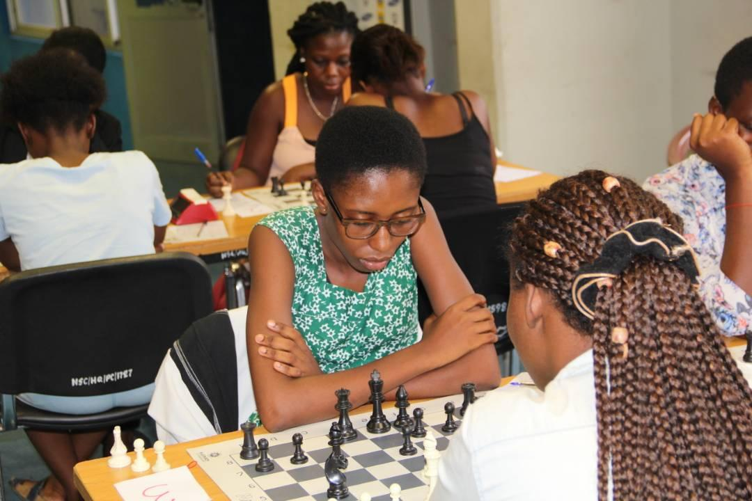 Ghana's Maud Benson: The New Queen Of African Chess?
