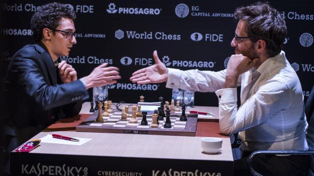 Candidatos de Ajedrez (13): Caruana vence a Aronian y lidera