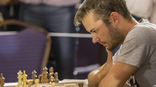 Ivan Saric Vence Campeonato Europeu