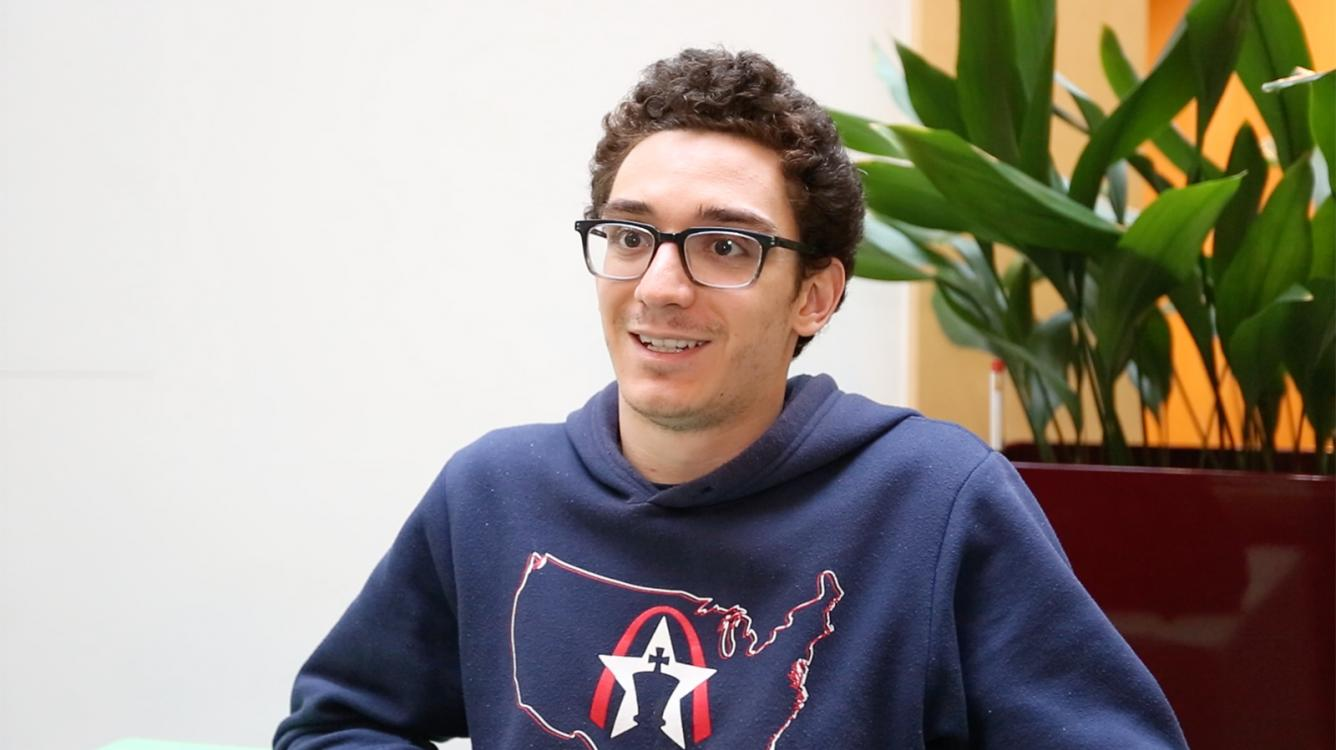 Caruana: 'I Think My Chances Are About 50-50'