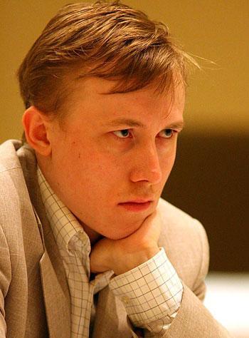 Ponomariov Leads Ukrainian Championships
