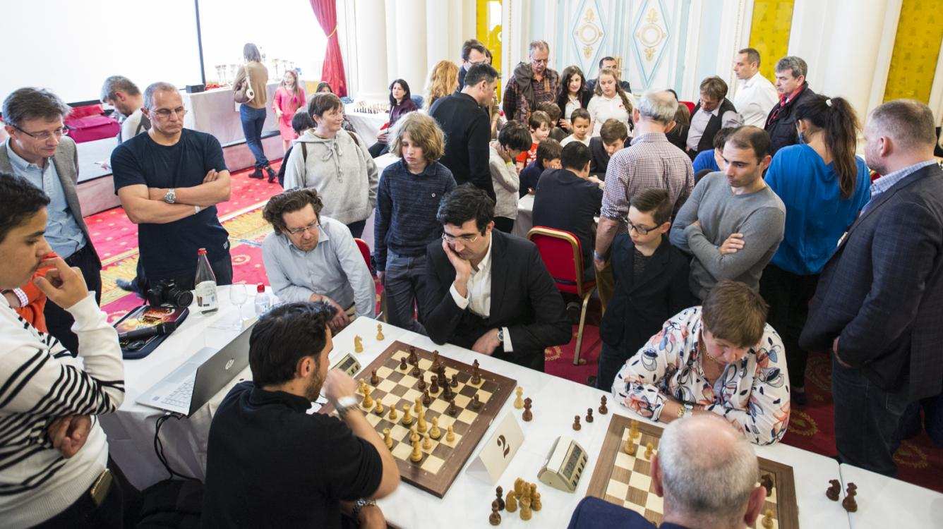 Karjakin, Kramnik At Charity Event: Reflections On The Candidates