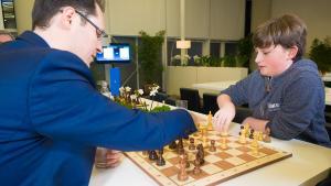 Vincent Keymer, de 13 años, gana el Grenke Chess Classic