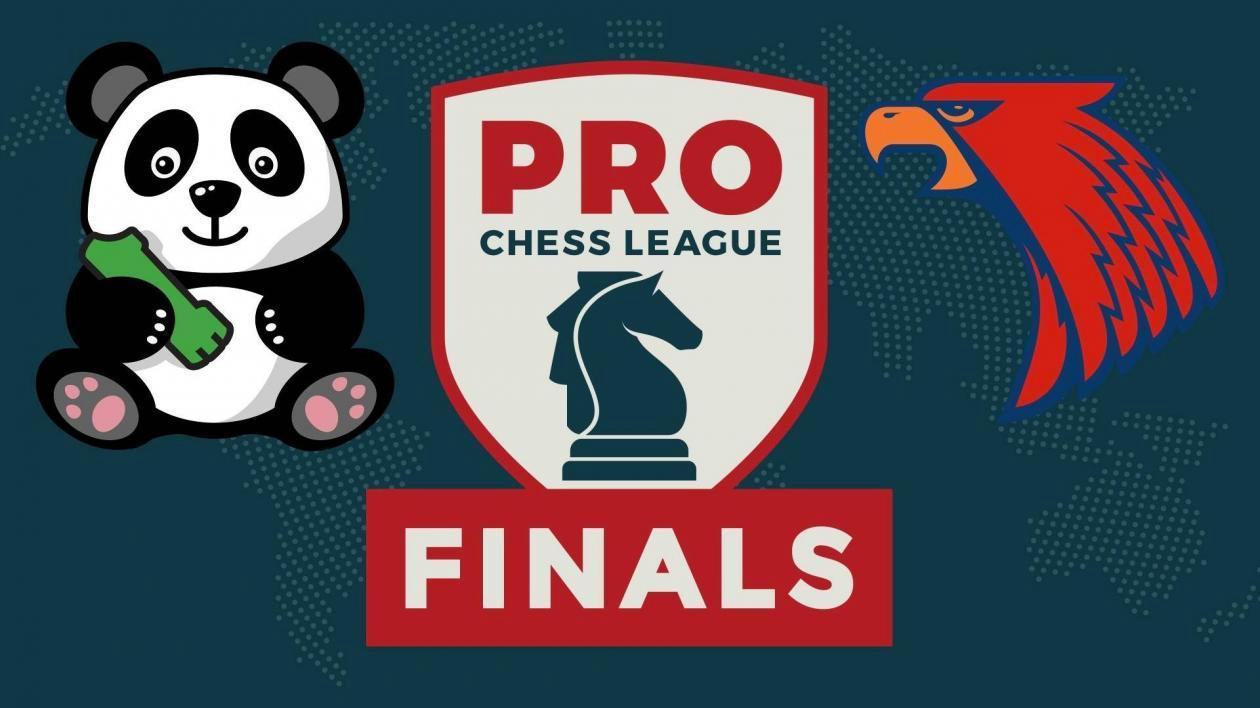 Pandas, Eagles Reach First PRO Chess League Live Finals