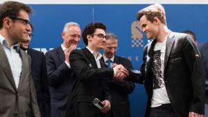 Caruana Vence o Grenke Chess Classic