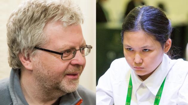 Weil er einen Betrugsfall gemeldet hat: GM Solozhenkin wurde gesperrt!