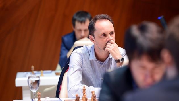 Topalov Breaks Draw Spell In Shamkir