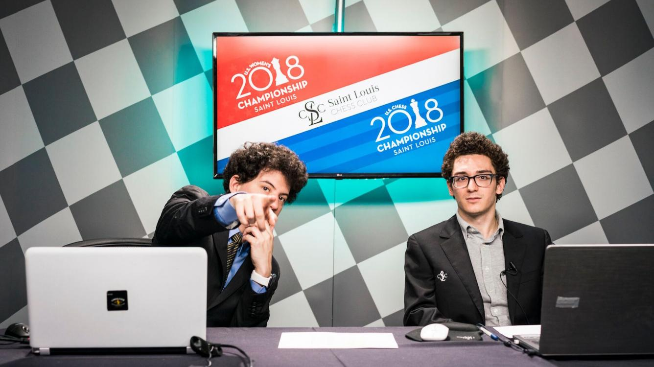2 Unlikely Leaders At U.S. Chess Championships