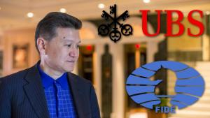 FIDE: UBS Closing FIDE Bank Account Today