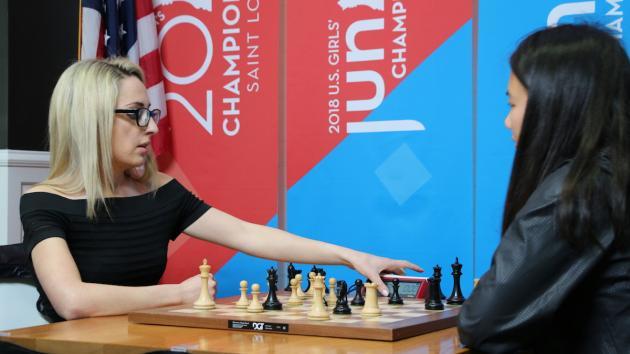 Paikidze Wins U.S. Women's Championship In Armageddon