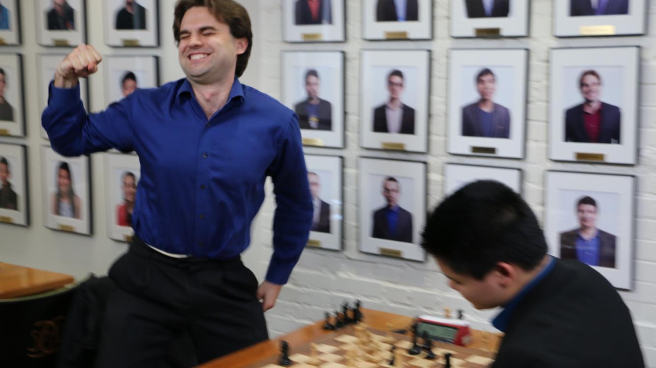 Shankland gana el Campeonato de EE. UU. por delante de Caruana