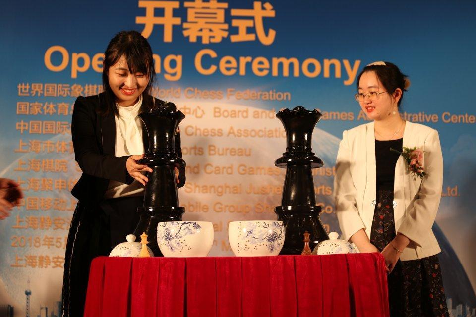 Ju Wenjun Takes Lead In Women's World Championship