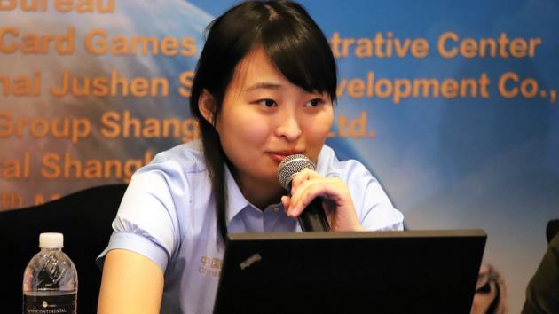 Ju Wenjun Wins Women's World Championship