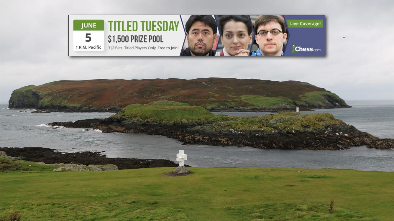 Titled Players: Win A Trip To Play Isle Of Man