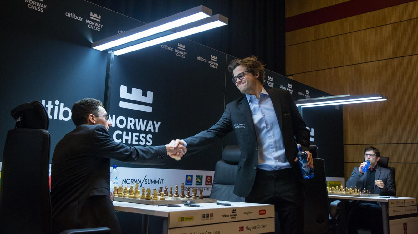 Altibox Norway Chess Takes Off On Sunday