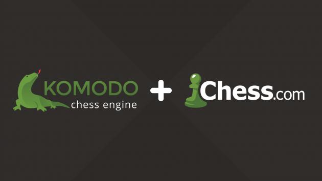 Chess.com Adquire Komodo; Lança Nova Versão 'Monte Carlo' Semelhante à de AlphaZero
