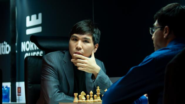 Wesley So Wins Norway Chess Opening Blitz