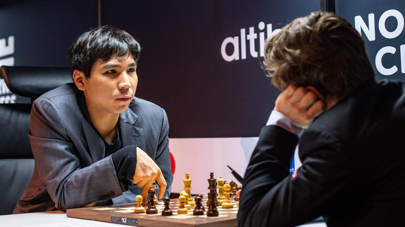 So Beats Carlsen, Shakes Up Norway Chess Standings
