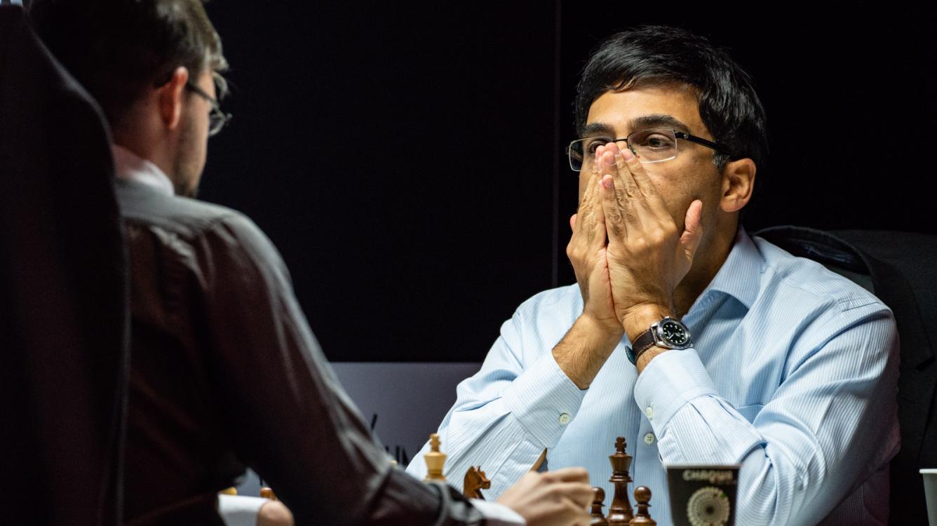 Norway Chess: Anand Wins; Mamedyarov Admits Pre-Arranged Draws
