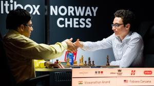 Caruana, Nakamura Win In Norway Chess Round 8