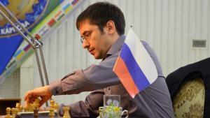 Дмитрий Яковенко занимает первое место в Пойковском