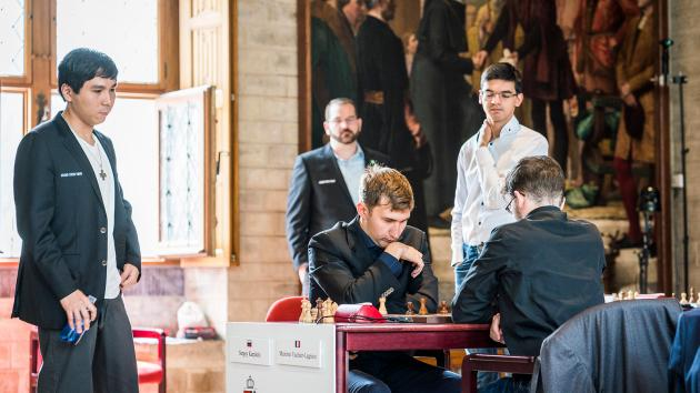 So Leads As Grand Chess Tour Takes Off