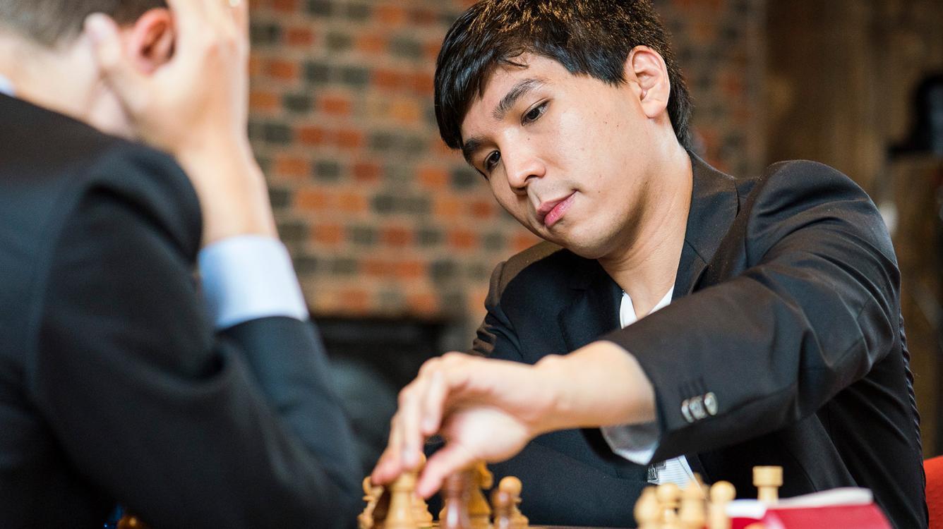 Уэсли Со побеждает на турнире по быстрым шахматам в Лёвене