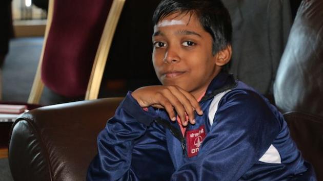Praggnanandhaa devient le deuxième plus jeune GMI de l'histoire
