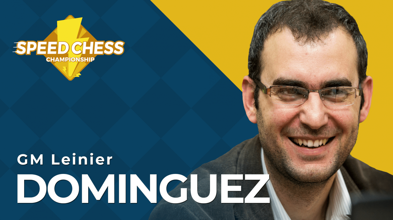 Dominguez Qualifies For Speed Chess Championship