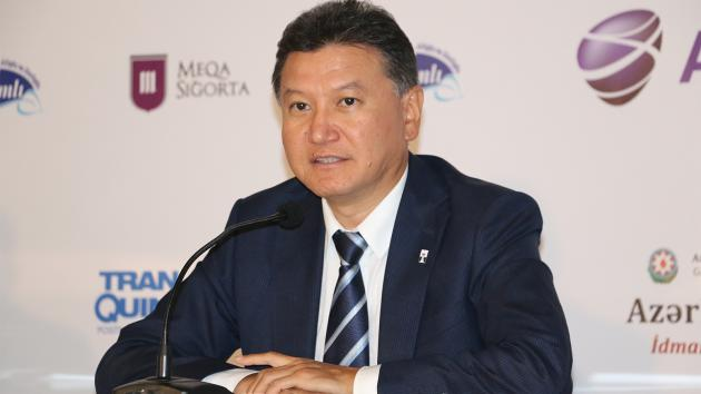 Ilyumzhinov Withdraws From FIDE Presidential Elections