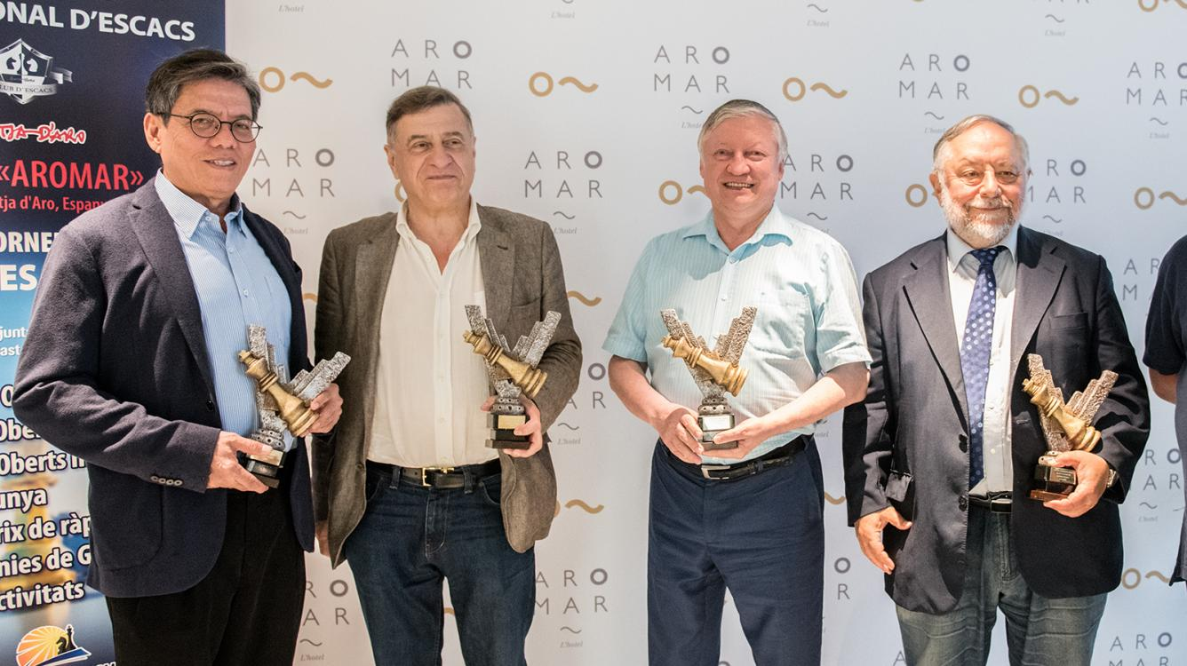 12th World Champion Karpov Wins 184th Career Event