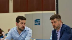 Ян Непомнящий и Борис Гельфанд лидируют на турнире в Иерусалиме
