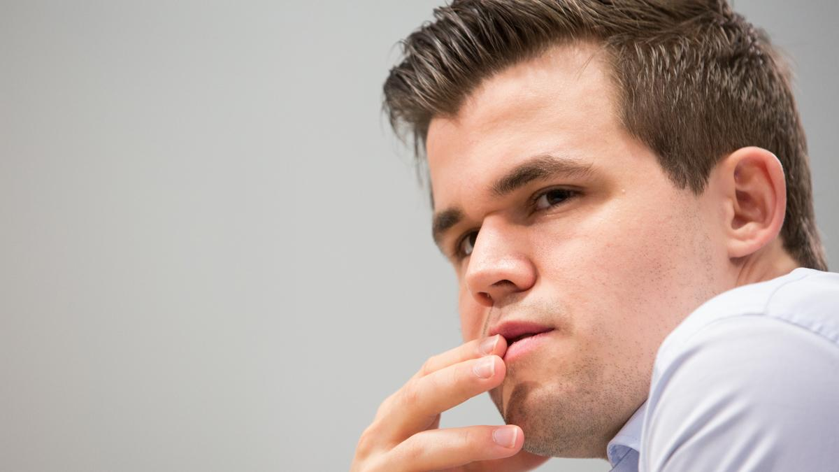 Carlsen Tops Biel Field, Starting Sunday