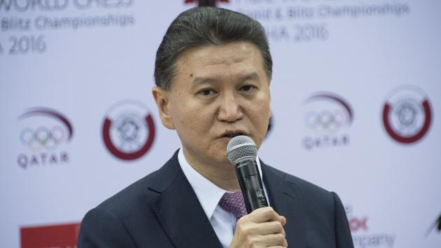 FIDE Ethics Commission Bans Ilyumzhinov