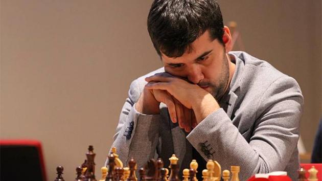 Nepomniachtchi Beats Teammate Kramnik Brilliantly: Dortmund R5
