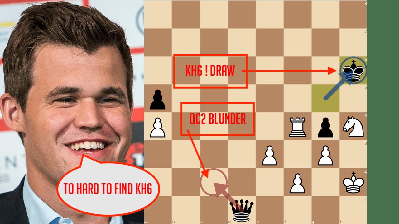 New Video The Magnus Effect- Squeeze! Magnus Carlsen vs David Navara 1-0 Biel Grandmaster Tournament