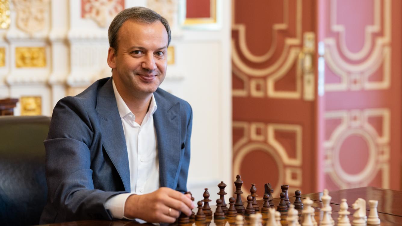 """Аркадий Дворкович: """"ФИДЕ неспособна выполнять свою роль"""""""