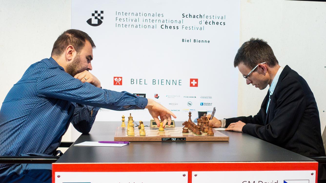 Mamedyarov Increases Lead In Biel As Carlsen Draws Again